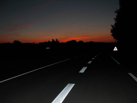 road-at-night